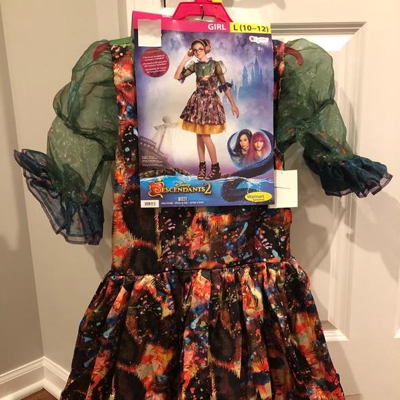 Dizzy Descendants 2 Costume Large